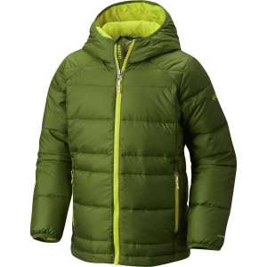 Columbia Gold 550 Turbodown Hooded Jacket - Boys'