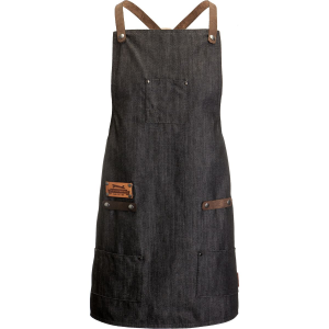 St Anthony Industries Custom Denim and Leather Shop Apron