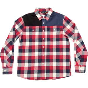Poler Buffalo Pile Woven Flannel Shirt - Men's