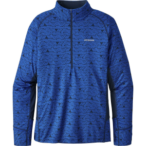 Patagonia All Weather Zip Neck Long-Sleeve Shirt - Men's