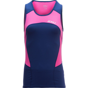 Image of 2XU Active Singlet Tri Top - Women's