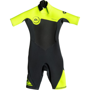 Quiksilver 2/2 Syncro Back Zip Spring FLT Wetsuit - Boys'