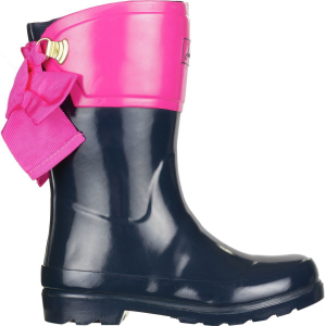 Joules Premium Bow Welly Shoe - Girls'