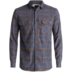 Quiksilver River Back Flannel Shirt - Men's