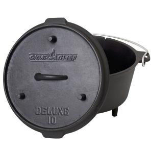 Camp Chef Deluxe 6-Quart Dutch Oven