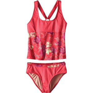 Patagonia Water Luvin' Tankini Swimsuit - Girls'
