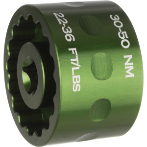 Image of Abbey Bike Tools Bottom Bracket Socket - Dual Sided Dura Ace & Ultegra