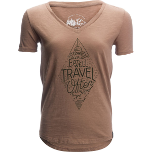 United by Blue Travel Often T-Shirt - Women's