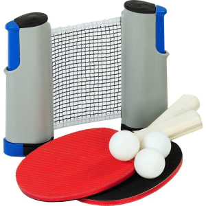 Outside Inside Backpack Table Tennis