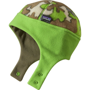 Patagonia Baby Reversible Synchilla Hat - Infant Boys'