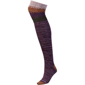 SmartWool Built Up Beehive Over-The-Knee Sock - Women's