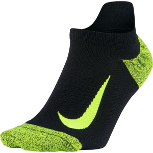 Nike Elite Wool Lightweight No Show Running Sock
