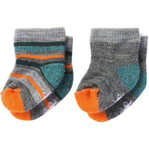 Smartwool Bootie Batch - 2-Pack - Infant Boys'
