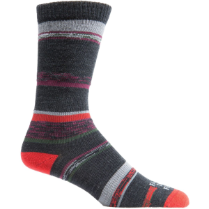 Farm To Feet King Variegated Stripe Sock - Men's