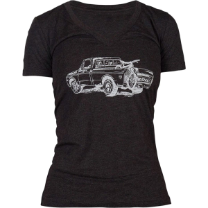 ZOIC Truck T-Shirt - Short Sleeve - Women's