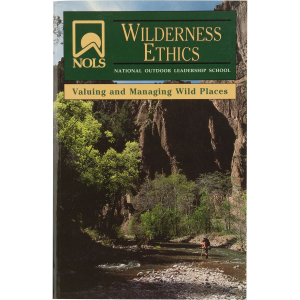 Stackpole NOLS Wilderness Ethics Management Book