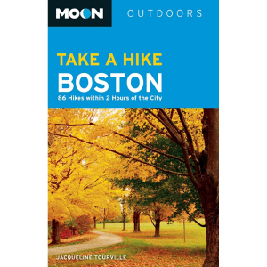 Moon Take A Hike Boston Guide Book