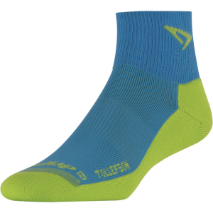 Drymax Lite 1/4 Crew Turn Down Trail Running Sock