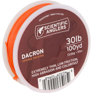 Scientific Anglers Fly Line Backing - Dacron