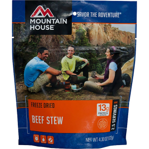 Image of Mountain House Beef Stew - 2.5 Serving Entree