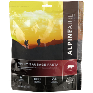 AlpineAire Spicy Pork Sausage Pasta