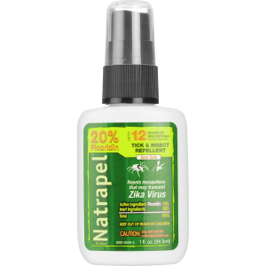 Adventure Medical Natrapel 8-Hour Pump Spray - 1oz