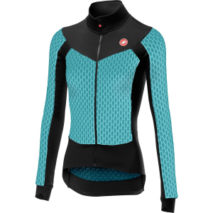 Castelli Sfida Long-Sleeve Full-Zip Jersey - Women's