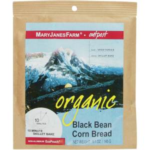 Mary Janes Farm Organic Black Bean Corn Bread