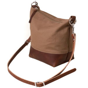 Wood and Faulk Field Bag Purse