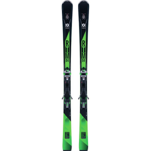 Volkl RTM 84 Ski with iPT Wide Ride XL 12.0 FR GW Binding