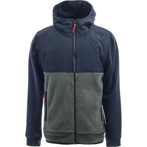 Holden Sherpa Hybrid Zip Up Jacket - Men's