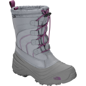 The North Face Alpenglow IV Lace Boot - Little Girls'