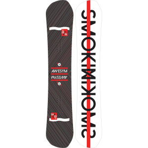 Smokin Awesymmetrical Snowboard - Wide