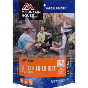 Mountain House Chicken Fried Rice - 2 Serving Entree