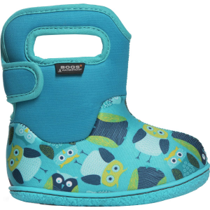 Image of Bogs Baby Bog Classic Owls Boot - Infant Girls'