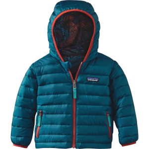 Patagonia Reversible Down Sweater Hoodie - Infant Boys'