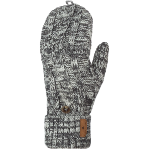 Image of Basin and Range Cable Twist Flip Top Glove