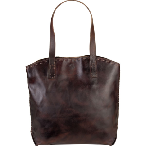 Image of Bed Stu Skye Large Leather Tote