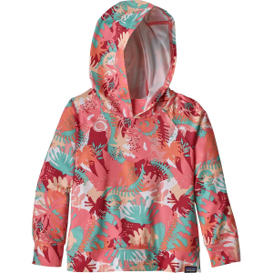 Patagonia Capilene Silkweight Sun Hooded Shirt - Toddler Girls'