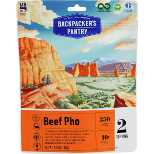 Image of Backpacker's Pantry Beef Pho