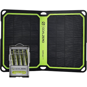 Goal Zero Guide 10 Plus & Solar Recharging Kit