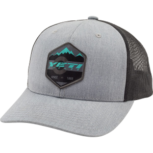 Yeti Cycles Mountain Patch Trucker Hat