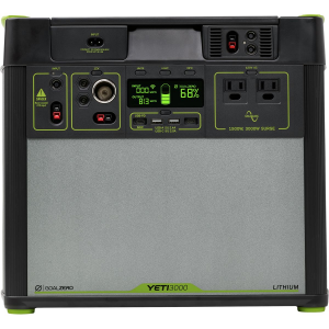 Goal Zero Yeti 3000 Lithium 110V Power Station V2