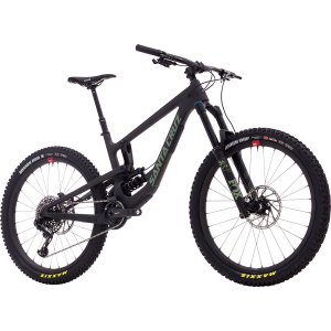 Santa Cruz Bicycles Nomad Carbon CC X01 Eagle Reserve RCT Coil Mountain Bike