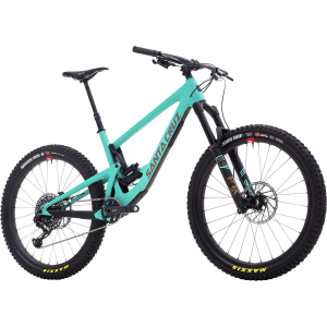 Santa Cruz Bicycles Bronson Carbon CC 27.5+ X01 Eagle Reserve Mountain Bike