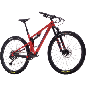 Santa Cruz Bicycles Blur Carbon CC X01 Eagle Trail Complete Mountain Bike