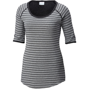 Columbia Winter Adventure Short-Sleeve Stripe T-Shirt - Women's