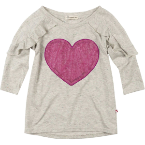 Appaman Amelie Heart T-Shirt - Toddler Girls'