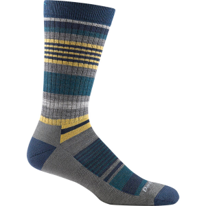 Darn Tough Unstandard Stripe Crew Light Cushion Sock - Men's