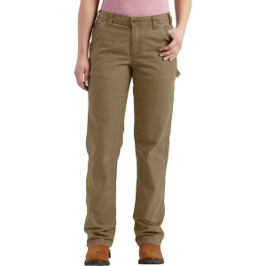 Carhartt Original Fit Canvas Crawford Dungaree Pant - Women's